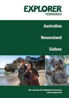 AUSTRALIEN – NEUSEELAND – SÜDSEE