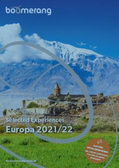 Selected Experiences Europa 2021/22